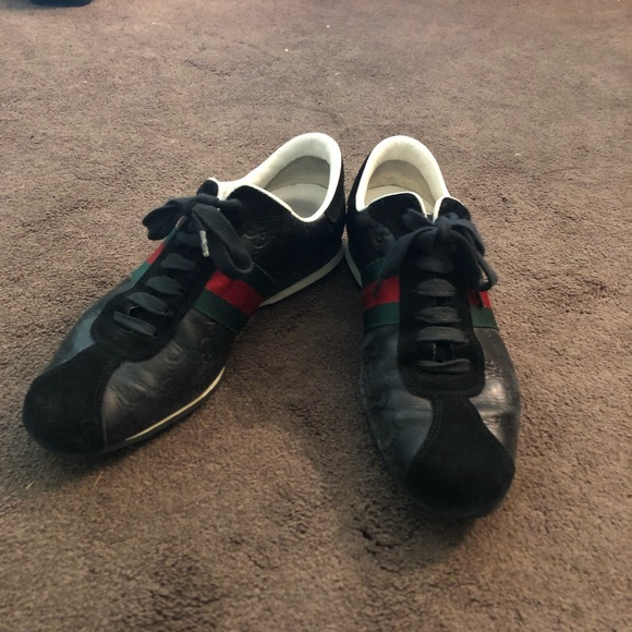 Gucci Shoes - Gucci tennis shoes